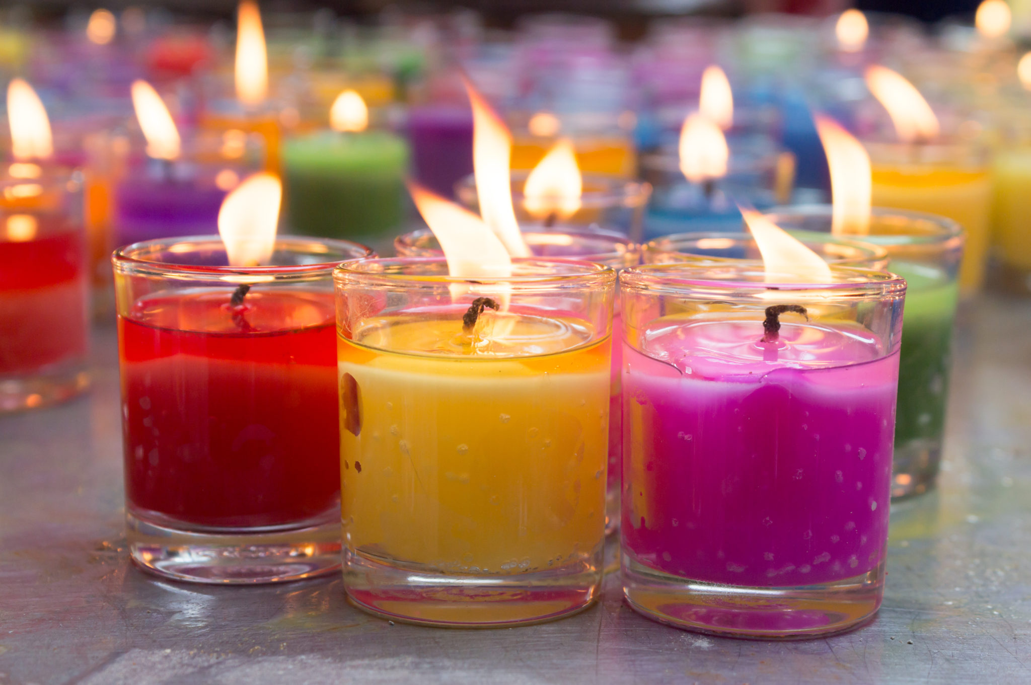 The Truth About Scented Candles