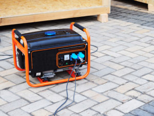 Power Out? Use Generators with Caution!