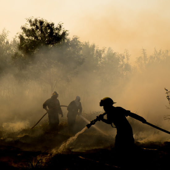 Breathing Well During Wildfire Season