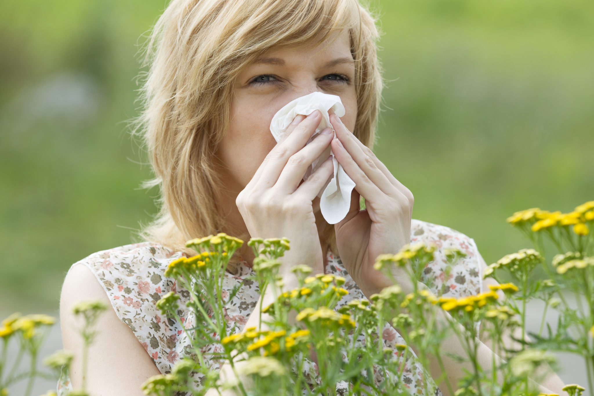 Outdoor Allergens Can Be An Even Bigger Problem Indoors!