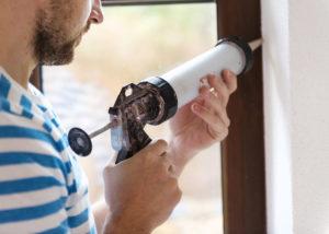 Caulk Your Windows to Save on Money and Energy