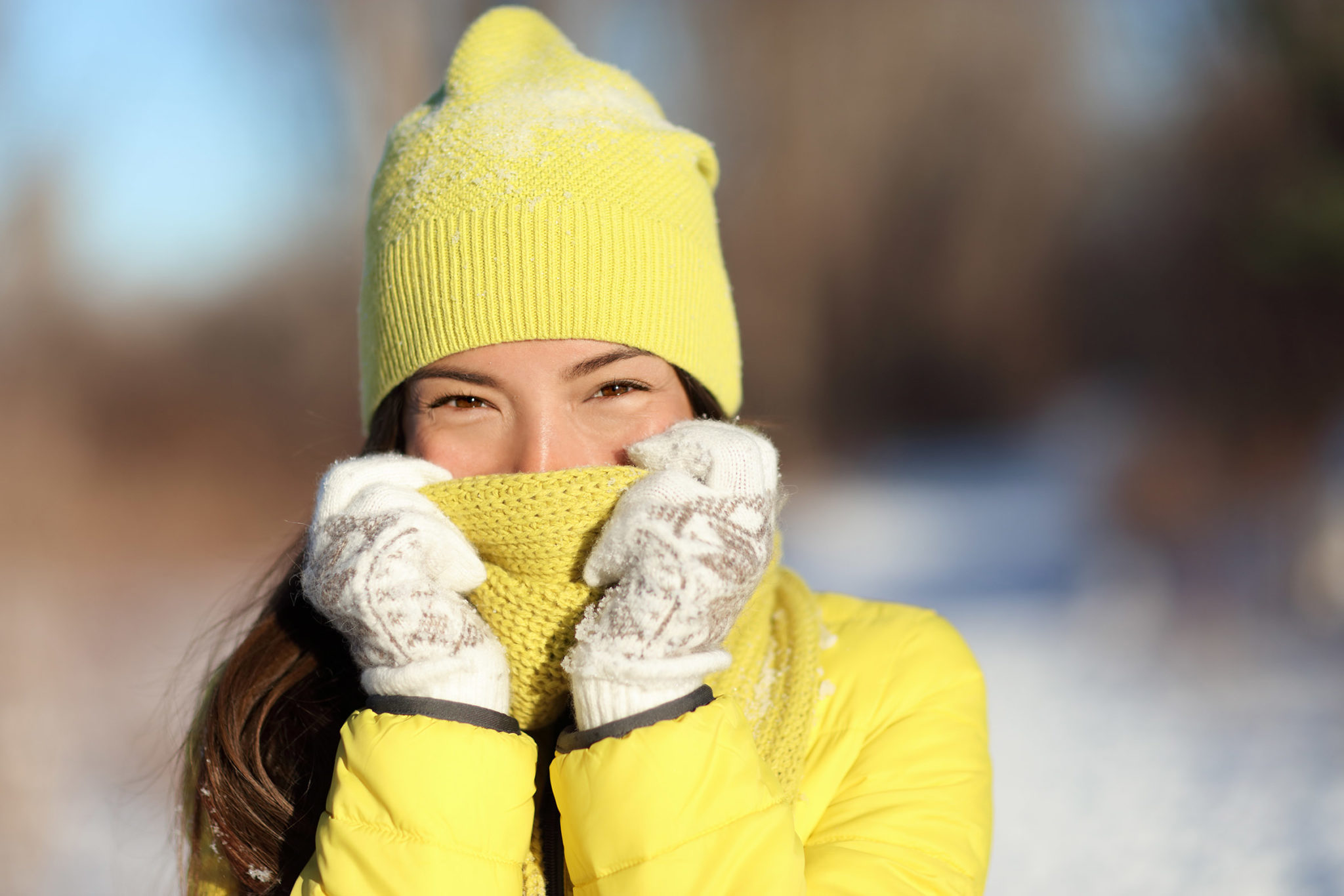 Controlling Asthma Attacks in Cold Weather