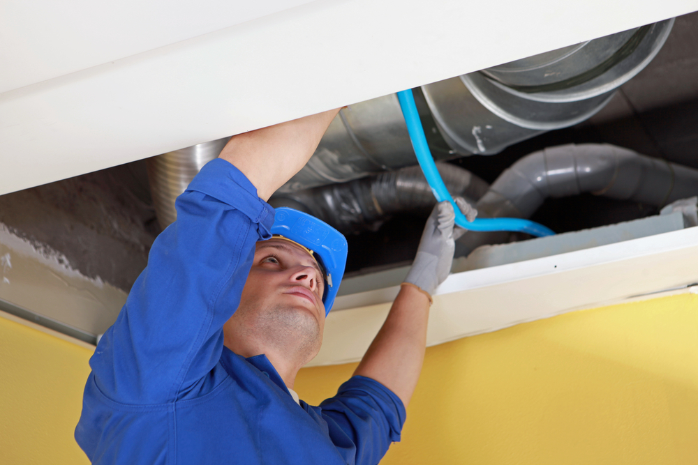 Ask An Expert: Duct Cleaning