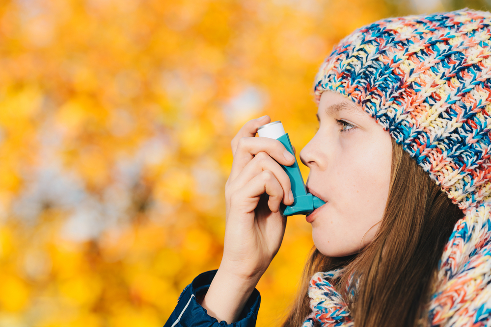 Asthma Season is Winter, Spring, Summer, and Fall