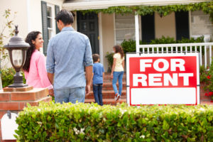 A Family of Four Looking for a Healthy Rental Property