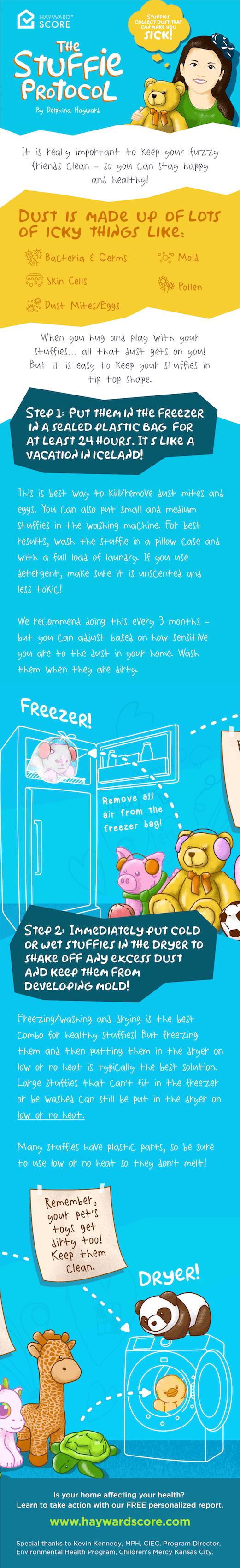 TThe Stuffie Protocol